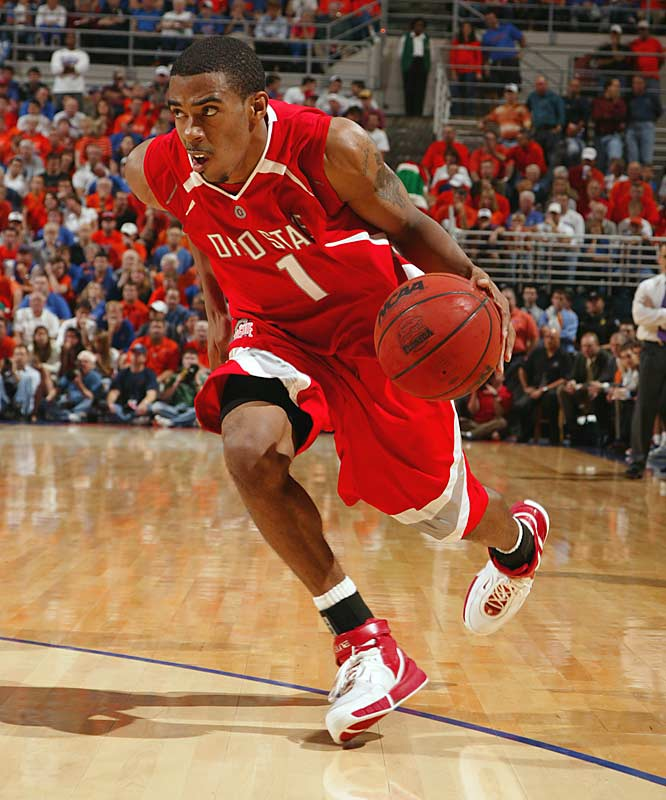 9.8 ppg, 6.6 apg, 3.5 rpg<br><br> Conley, who took over the Buckeyes' point guard duties from veteran Jamar Butler, already has three double-digit assist games this season and a 3.3-to-1 assist-to-turnover ratio. His 10-dime, zero-turnover performance against Indiana on Jan. 2 was a masterpiece.