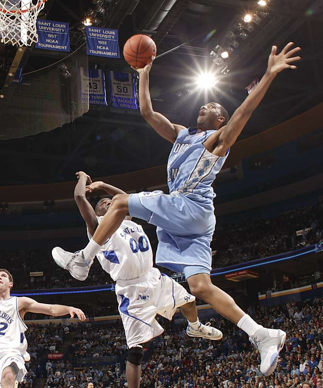 12.3 ppg, 2.6 apg, 1.9 rpg<br><br> The Tar Heels' smoothest player has taken on a complementary role to Tyler Hansbrough and Brandan Wright this season, but could really explode as a sophomore. He's played will on big stages, scoring 19 against Ohio State, 17 against Kentucky and 11 in Wednesday's win at Clemson.