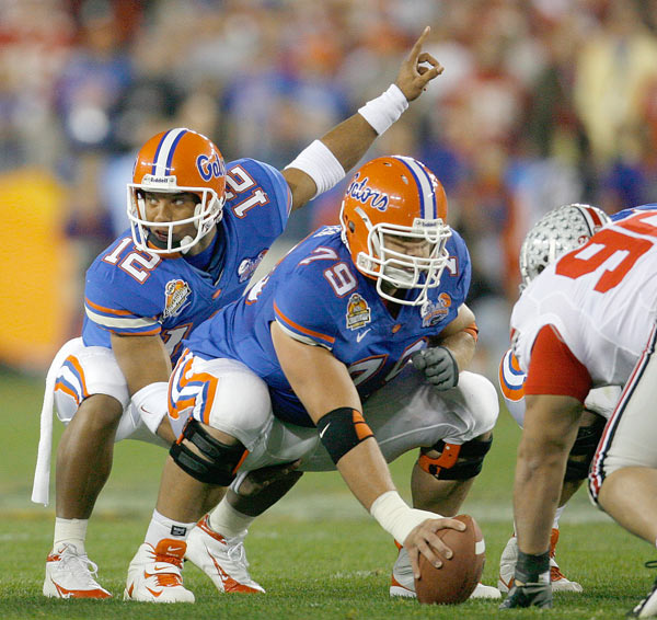 Second-ranked Florida turned out to be way too good for the Buckeyes.