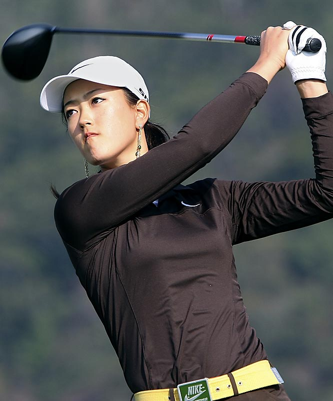 Wie, who turned 16 a month earlier, shoots 73-75 and misses the cut by one stroke in this Japanese Tour event.