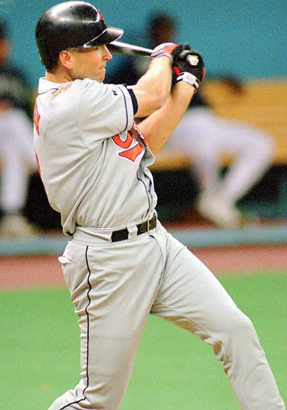 Ripken victimized the Mariners on May 28, 1996, with a three-home run, eight RBI performance.
