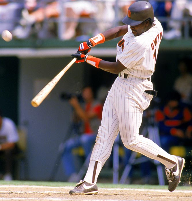 In 1986, Gwynn's fifth year in the majors, he won his second of seven Silver Slugger awards.