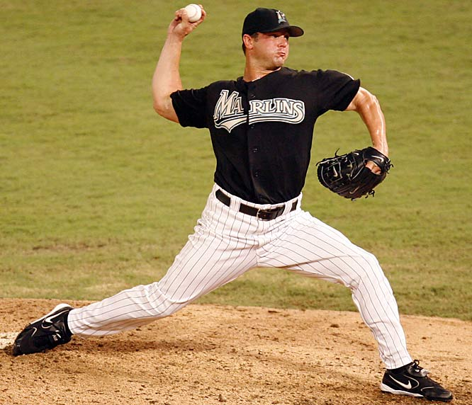 Joe Borowski, who had 36 saves last year for the surprising Marlins, will battle another newcomer in Indians camp, Keith Foulke, for the closer spot.
