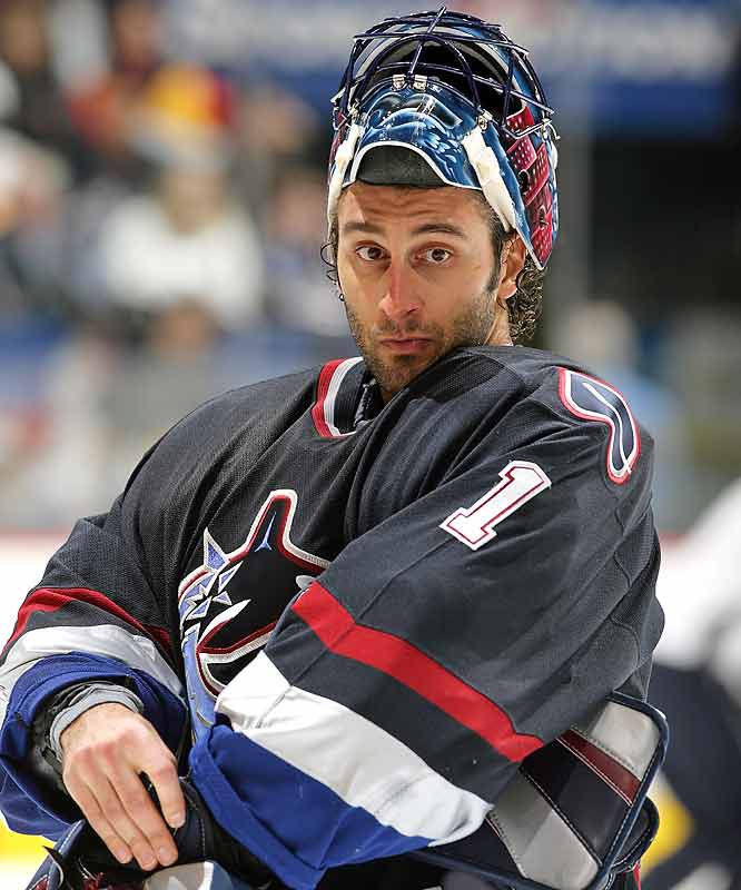 After enduring five often tough seasons in Florida, Luongo is thriving in Vancouver and will make his first All-Star start.