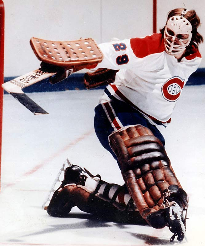 A thoughtful student of the game and his position,  Dryden backstopped  the  Habs to another Cup in 1972-73, winning his first Vezina Trophy in the process.