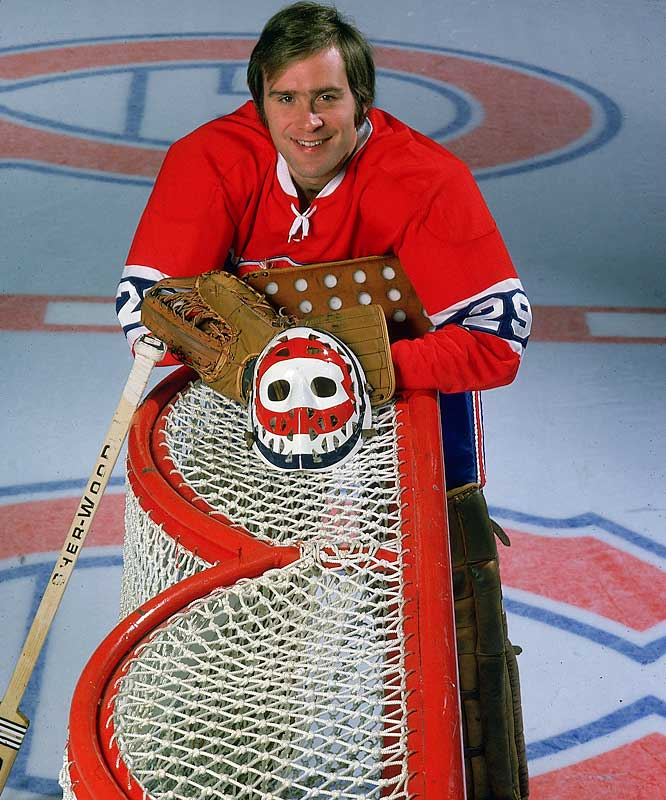 After the 1978-79 season, Dryden retired for good with six Cups, five Vezinas, 258 wins, 46 shutouts, a 2.24 GAA (80-32, 2.40 in postseason) and 23 assists for good measure. A 1983 Hall of Fame inductee, he  has been just as productive off the ice, working as a broadcaster, professor, author, GM of the arch-rival Maple Leafs, and member of Canada's Parliament.