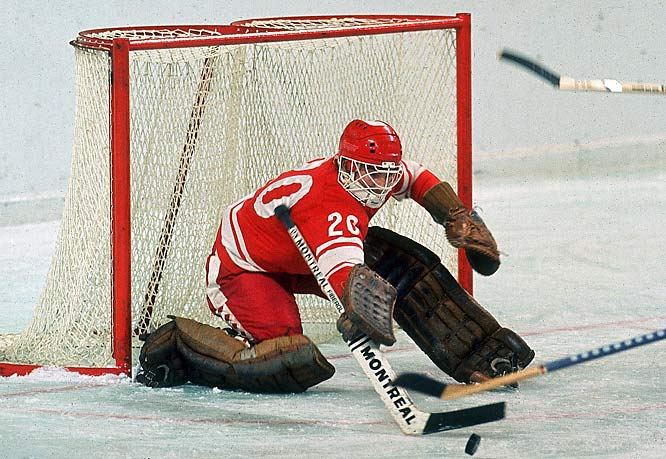 The five-time first-team Soviet League MVP and first team All-Star from 1971 to 1984 burst onto the world scene at the 1972 Summit Series vs. Canada. He won three Olympic Gold medals (1972, '76, '84), 10 world championships, and was the MVP of 1981 Canada Cup while posting a career 1.78 GAA in 98 major international games.