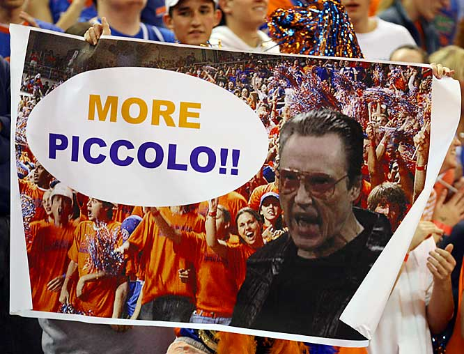 Who needs cowbell when you can have piccolo?