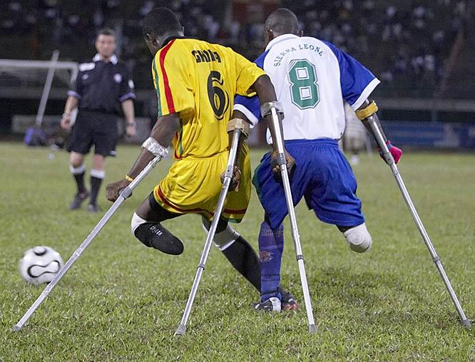 Ghana versus Sierra Leone