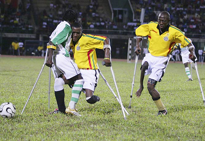 Sierra Leone Versus Liberia