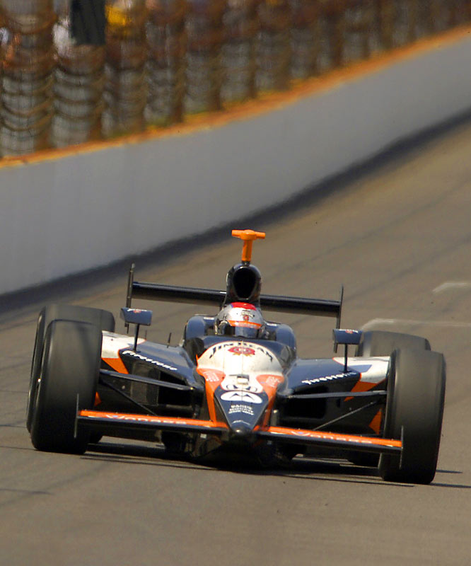 The son of Mario Andretti and the father of Marco Andretti, Michael will probably race just once in 2007 -- in the Indianapolis 500. Michael has won 42 open-wheel events and captured the 1991 CART season championship. He finished third in the '06 Indy 500.