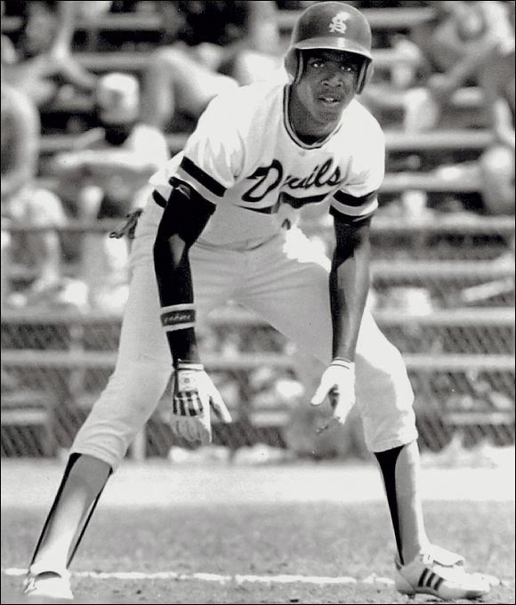 Bonds starred at Arizona State before being selected by the Pirates in the first round of the 1985 amateur draft.