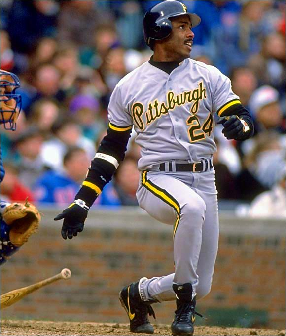 Bonds led the Pirates to their third consecutive -- and last -- division title while winning his second MVP award.