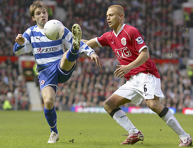 Injuries have ravaged Convey (left) like Attila the Hun on the Steppes of Asia. After four impressive seasons with D.C. United and a failed $3 million transfer to Tottenham, the 23-year-old joined Reading in '04. A natural left-winger with fearless cleverness and a wicked free kick, he has adapted to the rough English game -- mentally, at least. His body has suffered repeatedly, including several vicious ankle injuries.