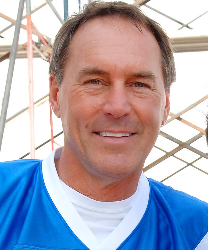 "I pull for Jeff Gordon because he is a San Francisco 49ers fan and I am showing him the same support he showed the 49ers. <br><br>- Dwight Clark, Former San Francisco 49ers receiver, Famous for ""The Catch"""