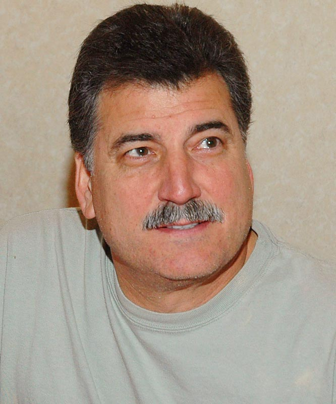 The only Daytona 500 I went to, Sterling Marlin was the winner and he won in the Kodak car.  I always liked him as a driver and he's going to win this year!   <br><br>- Keith Hernandez, Former New York Mets first baseman and current Mets broadcaster
