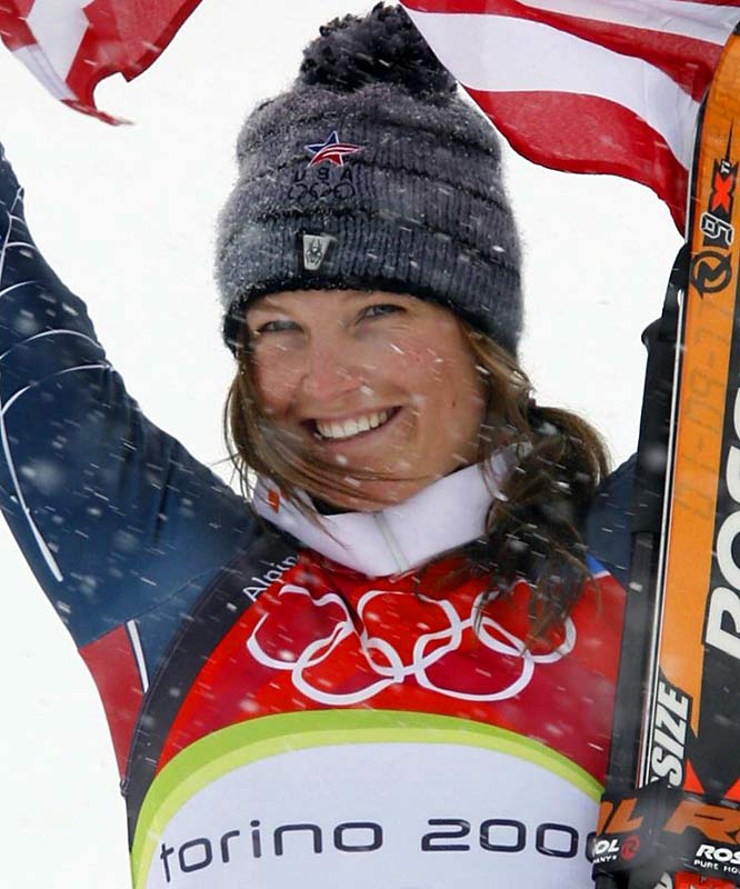 I'm picking Dale Earnhardt, Jr. and would like to go to his club! <br><br>- Julia Mancuso, Olympic alpine skiing gold medalist