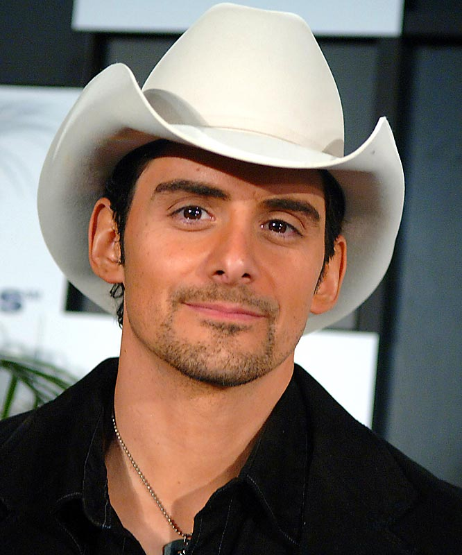 "I am going with Tony Raines to win this year's Daytona 500 because of the great team owners he drives for and because my guitar tech knows his crew chief.<br><br>-Brad Paisley, Country Music star (2006 CMA Album of the Year -- ""Time Well Wasted"")"