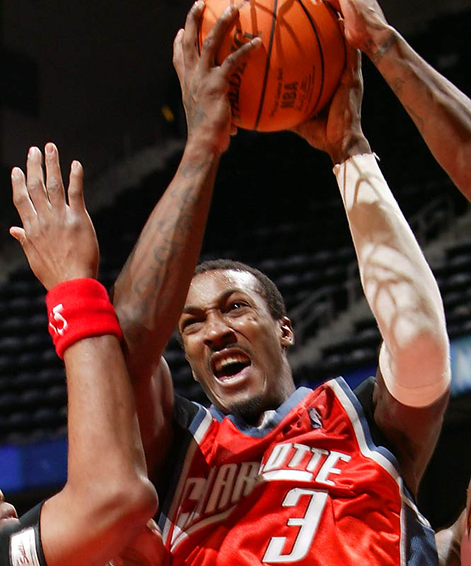 Dale Earnhardt, Jr. <br>Because he's a fierce competitor that hates to lose and I can relate to that. <br><br>- Gerald Wallace <br>Forward, Charlotte Bobcats