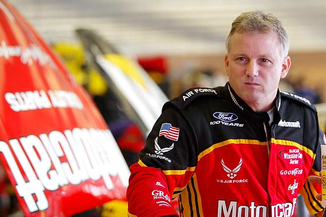 In 1995 at Talladega, Ricky Rudd was fined $45,000 when NASCAR discovered a hydraulic lift in his rear deck lid. And the last time a win was taken away from a driver came in 1991, when Rudd crossed the finish line first at the Sears Point road course but lost the victory when NASCAR penalized him for knocking leader Davey Allison off the track.