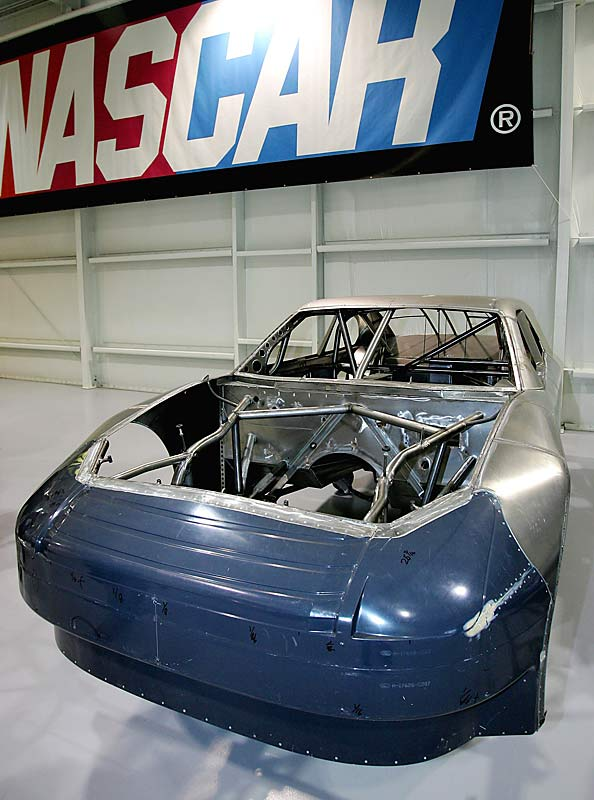 NASCAR's Car of Tomorrow, set to debut in 2007.