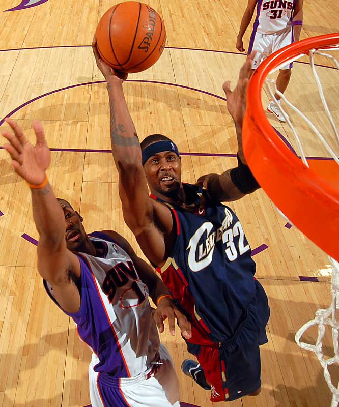 What seemed so right on paper has been full of disappointment in reality. Hughes parlayed a career season in Washington into a five-year, $65 million deal to play Scottie Pippen to LeBron James' Michael Jordan. But the injury-plagued Hughes has rarely meshed well with James in their two seasons together. He is averaging 15 points a game while shooting barely 40 percent from the field.