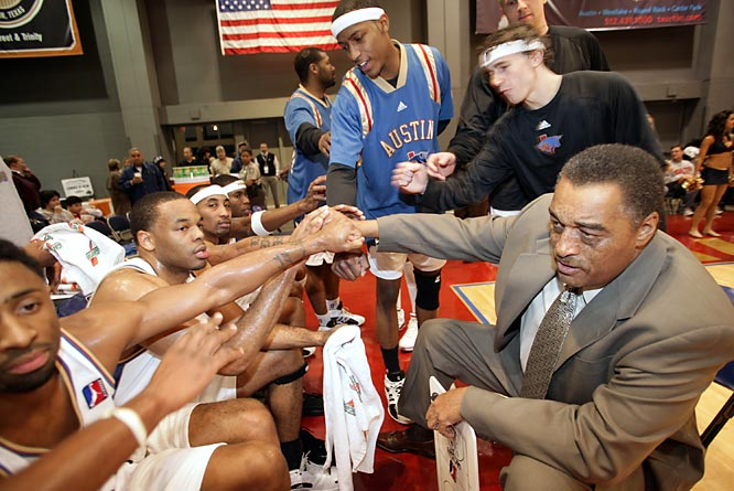 Johnson was in his second season coaching the Austin Toros of the NBA Development League when he died after collapsing at the end of a practice.