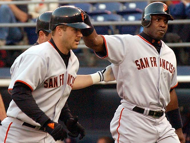 They nearly won a World Series together in San Francisco back in 2002. Together they might have a decent chance at finishing the job, though it may be more likely that it ends up as a case of <i>Murder By Numbers</i>.
