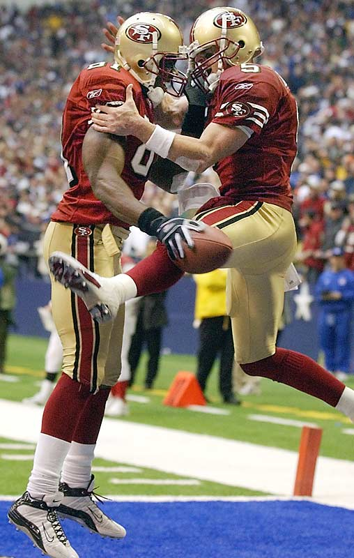 If McNabb refuses, then perhaps the other quarterback T.O. burned bridges with wouldn't mind throwing him the football in Dallas next season. They were in <i>Synchronicity</i> back in San Francisco, when they led the 49ers to back-to-back playoff appearances.