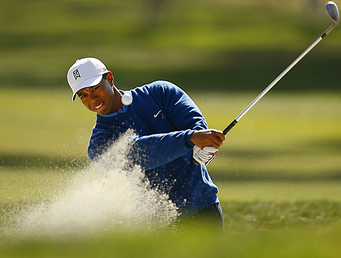 The world's dominant golfer has won one of every four PGA events he has entered during his incredible pro career. He began 2007 by extending his winning streak to seven consecutive tournaments, four shy of Byron Nelson's all-time record.