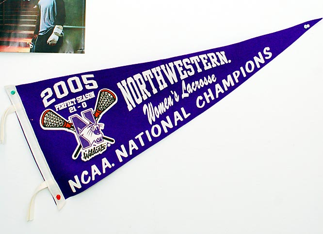 National champion 2005?That's right. And just to be sure it wasn't a fluke, the team won it again in 2006.