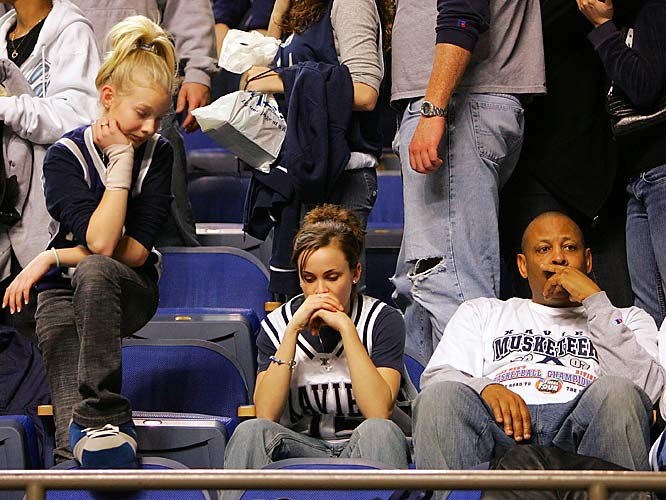 Xavier fans try and come to grips with the Musketeers heartbreaking loss to Ohio State, 78-71, on Saturday.