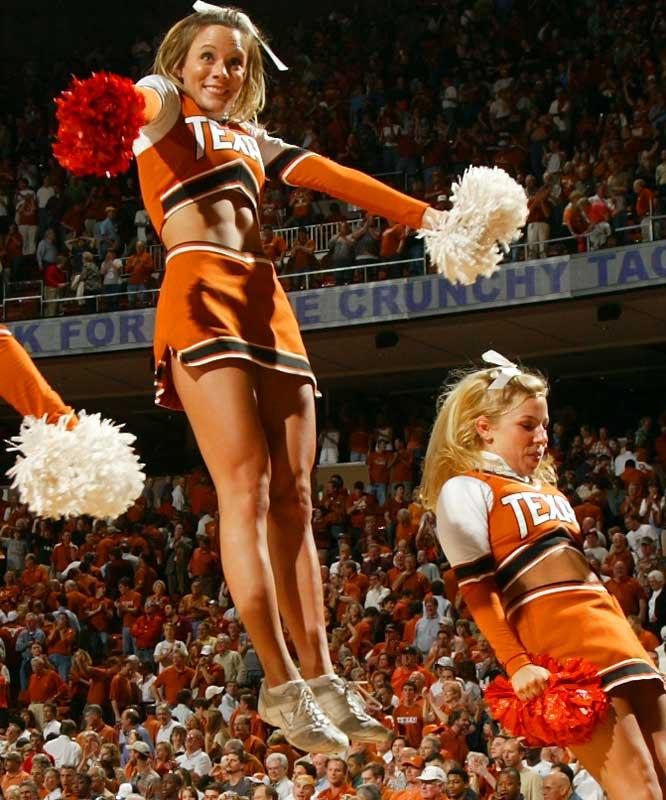 Image result for texas cheerleaders