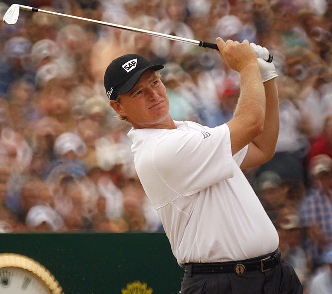 The Big Easy's last PGA Tour win came in 2004 at the CA Championship in Ireland. He has also tasted success at Doral, having won the Tour event there in 2002. Last week, he tied for 18th at the Arnold Palmer Invitational while playing with a full set of Callaway clubs for the first time since switching from Titleist.