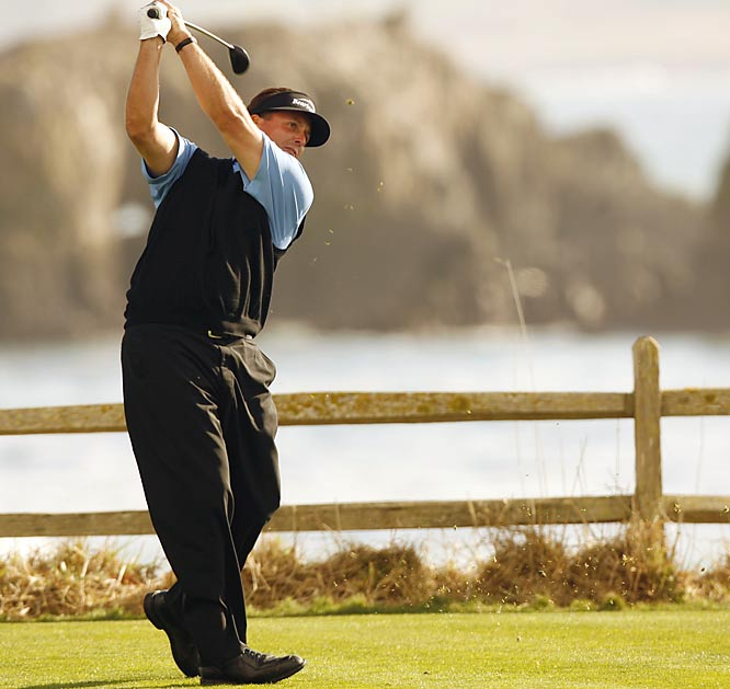 Mickelson has never won a WGC event, but he has played well at Doral, including his celebrated duel with Tiger Woods in 2005. Lefty already has a win this year (Pebble Beach).