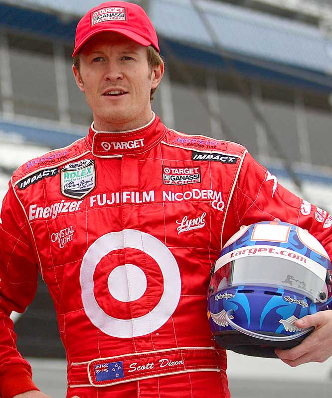 Dixon had his best season in '06 since championship in '03. Can he carry that momentum forward into '07?