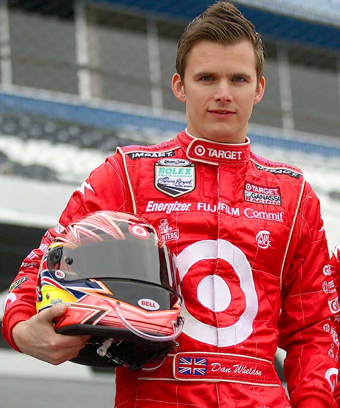 Wheldon has the speed to win a second IndyCar title if he and the team can cut down their mistakes.