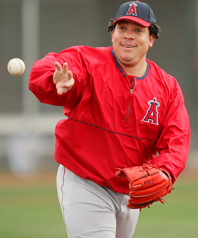 The Angels expect Colon back in action as soon as late April. The former Cy Young winner is recovering from a rotator cuff injury.