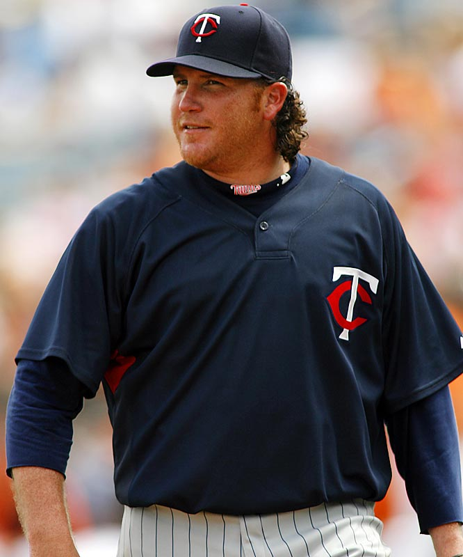 Journeyman Sidney Ponson is trying to make the Twins' rotation this spring. Minnesota would be his fourth team since 2003.