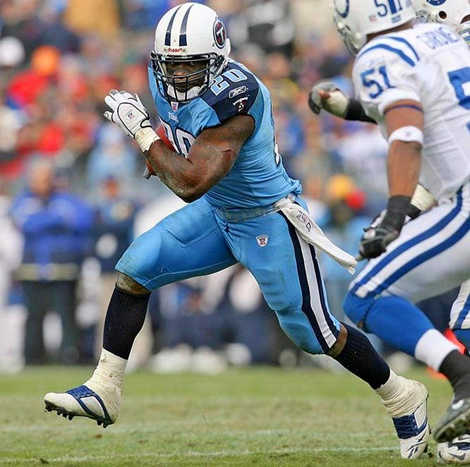 The Titans owed Henry a huge bonus, so releasing him makes sense. But they said they still hoped he'd be back. In retrospect, Tennesse probably should have tried harder to restructure Henry's deal, because the veteran RB was snapped up the Broncos in a hurry. The Titans still have a good deal of salary-cap space remaining.