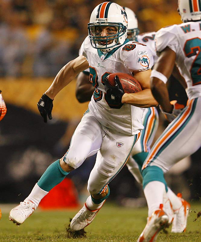 Welker, a restricted free agent, wasn't on many people's radar, but when the Pats dealt a second- and seventh-round pick to the Dolphins, lots of folks stopped and realized how good the fourth-year receiver/returner was in Miami.