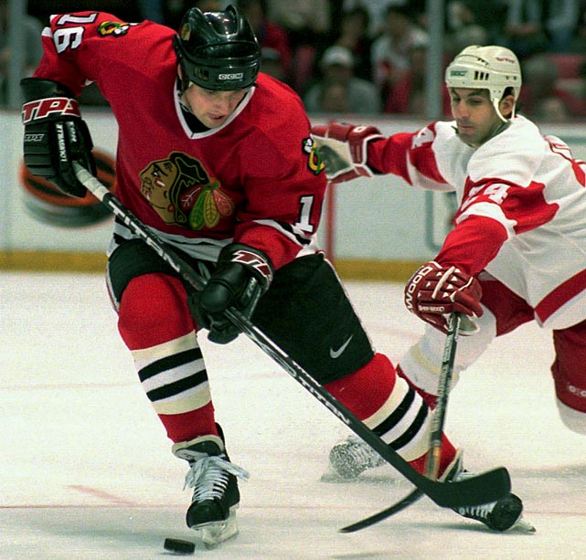 Birthplace: Chicago NHL Career: 1984-2000