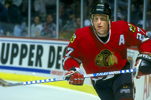 Birthplace: Boston  NHL career: 1988-2009