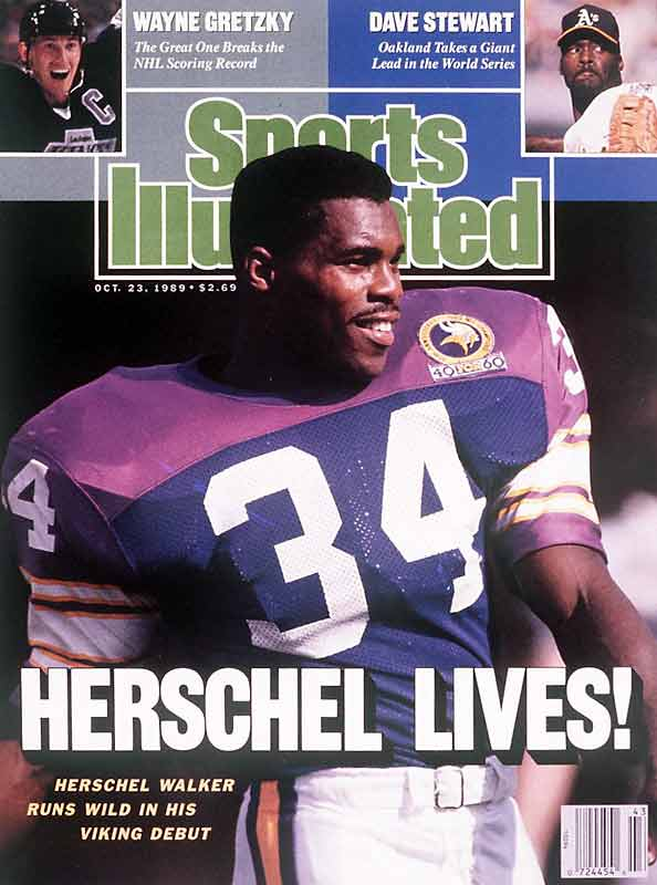 The Vikings, for trading for Herschel Walker and surrendering draft picks that would later become Darren Woodson, Emmitt Smith, Russell Maryland and Leon Lett.