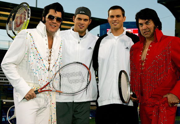 The Bryan Brothers will take any challenge they can get.