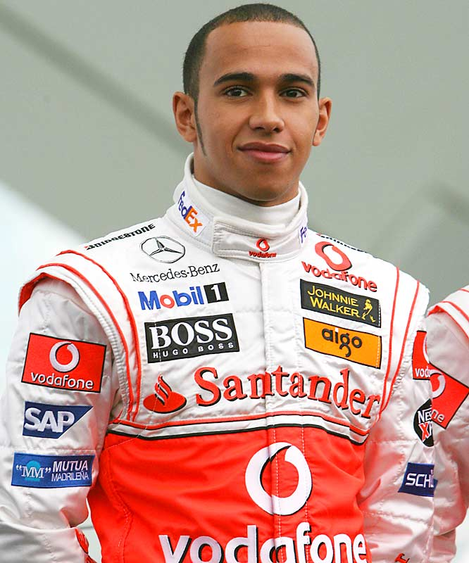F1's first black driver steps into a solid seat with pressure to perform. Will he?
