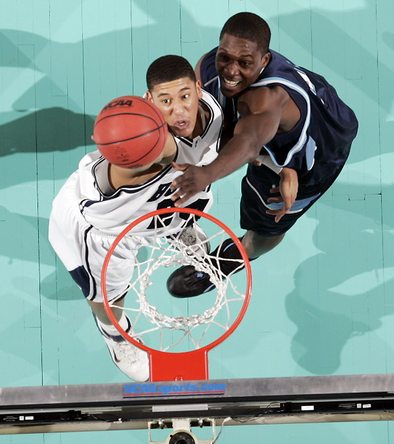 Butler outlasted Old Dominion in a rare first-round matchup between two mid-majors.