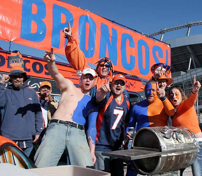 The Broncos have sold out every home game since joining the NFL during the 1970 AFL-NFL league merger, a streak of 300 consecutive games. The waiting list for season tickets is 20,000.