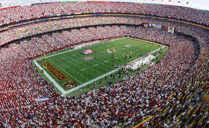 The Redskins have sold out every regular-season and postseason home game since 1968, a streak of 323 games that is the longest in the NFL.