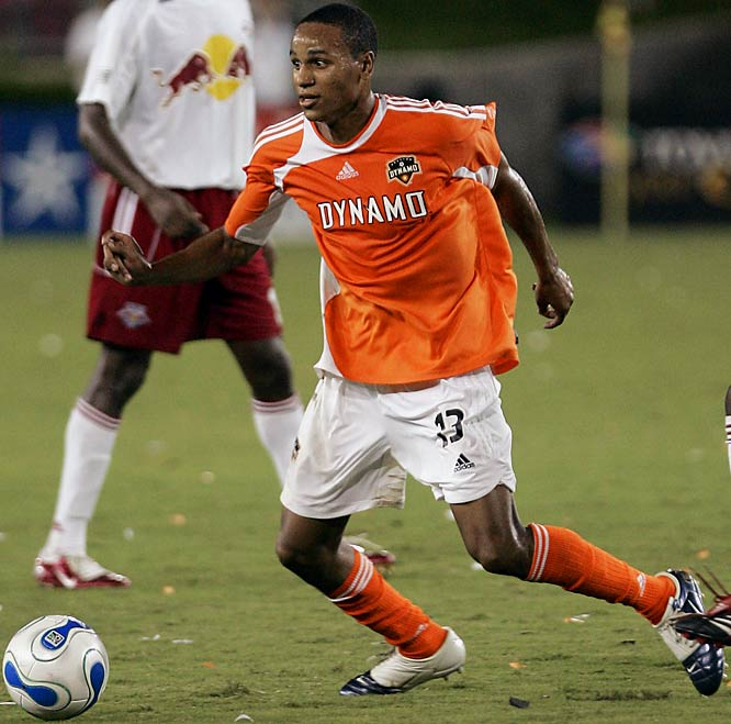 ''Rico'' is riding high entering his fifth season in MLS after he and the Dynamo won the '06 MLS Cup. In the offseason, the 24-year-old Georgia native staked his claim to the holding midfielder position on the U.S. national team. Fleet and fearless in the tackle, Clark resembles Chelsea midfielder Claude Makélélé. He doesn't stop running for 90 minutes, doing the dirty work for Houston's creative players, Dwayne De Rosario and Brad Davis, and rarely gives up possession. Occasionally, he'll nab a goal, as he did twice last season.